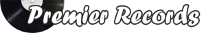 premier records blog logo on the about page