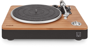 Image of the House Of Marley record player